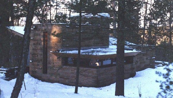 Seth Peterson Cottage Mirror Lake Wisconsin